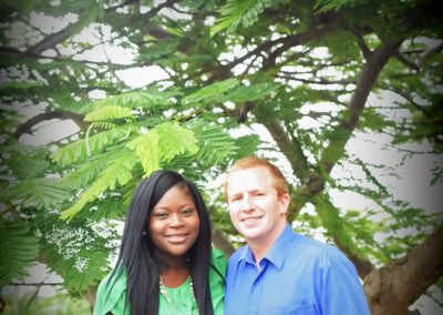 Joseph and Donna